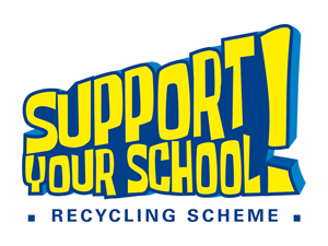 Help your school raise money by recycling your old mobile telephones and used ink cartridges.